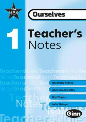 New Star Science yr1/P2: Ourselves Teachers Notes