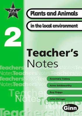 New Star Science Yr2/P3 Plants and Animals Teacher's Notes
