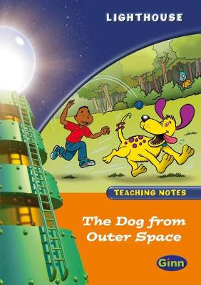 Lighthouse Year  1 Orange Dog from Outer Teachers Notes