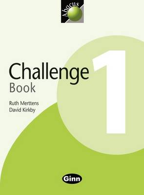 1999 Abacus Year 1 / P2: Challenge Book