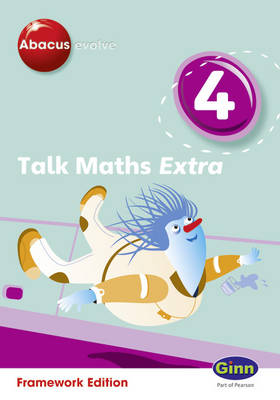 Abacus Evolve (non-UK) Year 4: Talk Maths Extra Single-User Disk