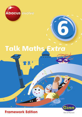Abacus Evolve (non-UK) Year 6: Talk Maths Extra Single-User Disk