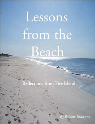 Lessons from the Beach