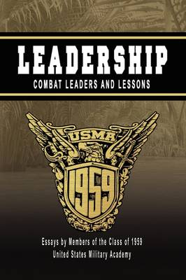 Leadership:Combat Leaders and Lessons