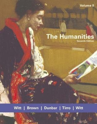 The Humanities: v. 2