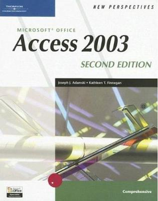 New Perspectives on Microsoft Office Access 2003, Comprehensive
