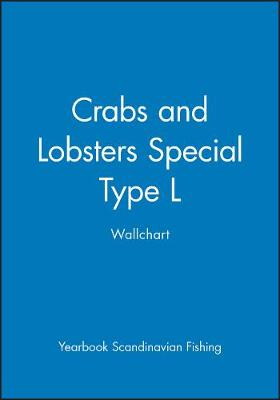 Colour Wall Chart: Crabs and Lobsters Specifications