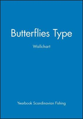 Colour Wall Chart: Butterflies Special