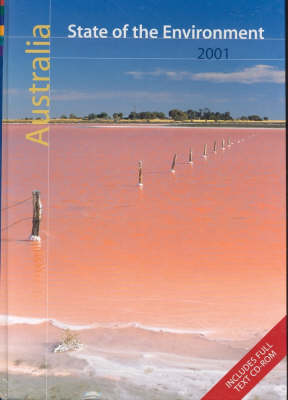 Australia: State of the Environment 2001 [Cd Only]