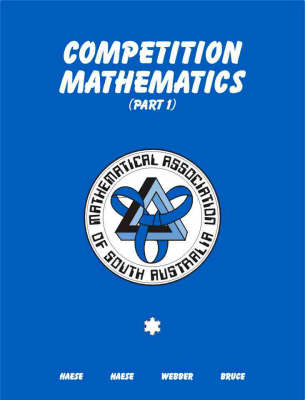 Competition Mathematics: Part 1: Part 1