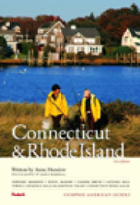 Compass American Guides Connecticut and Rhode Island
