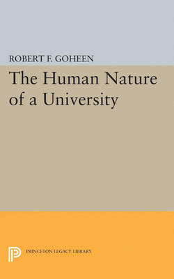 The Human Nature of a University