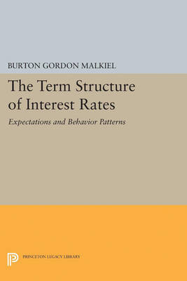 Term Structure of Interest Rates: Expectations and Behavior Patterns