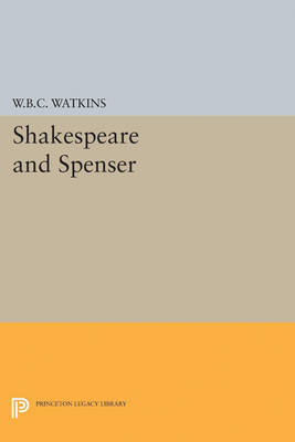 Shakespeare and Spenser