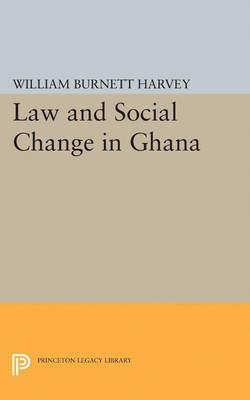 Law and Social Change in Ghana