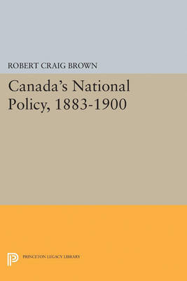 Canada's National Policy, 1883-1900