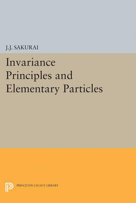 Invariance Principles and Elementary Particles