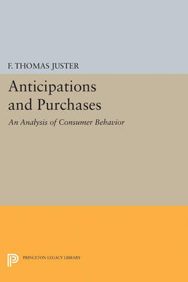 Anticipations and Purchases: An Analysis of Consumer Behavior