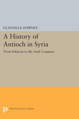 History of Antioch