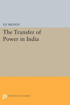 Transfer of Power in India