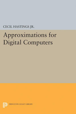 Approximations for Digital Computers