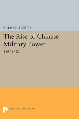 Rise of the Chinese Militray Power