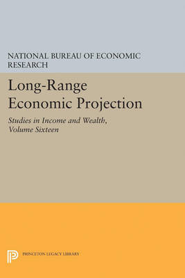Long-Range Economic Projection, Volume 16: Studies in Income and Wealth