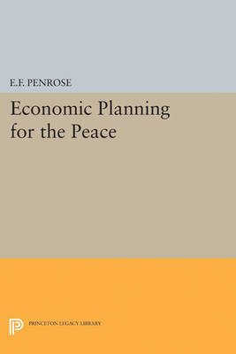 Economic Planning for the Peace