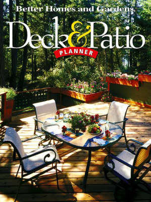 Deck and Patio Planner