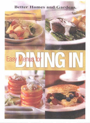 Easy Menus for Dining in