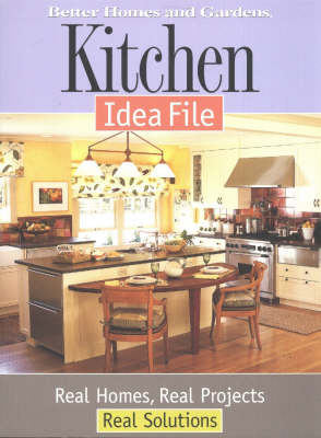 Kitchen Idea File: Real Homes, Real Projects