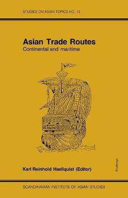 Asian Trade Routes