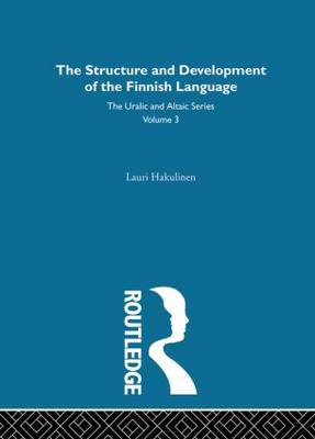 The Structure and Development of the Finnish Language