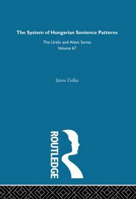 The System of Hungarian Sentence Patterns