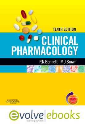 Clinical Pharmacology: With STUDENTCONSULT Access