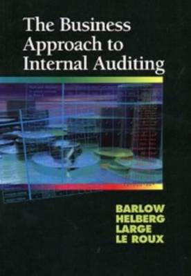 The business approach to internal auditing