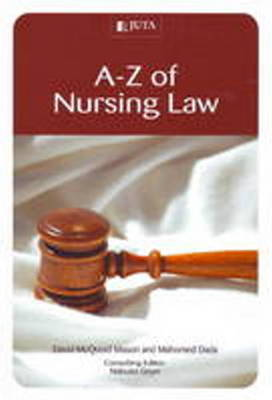 A-Z of Nursing Law