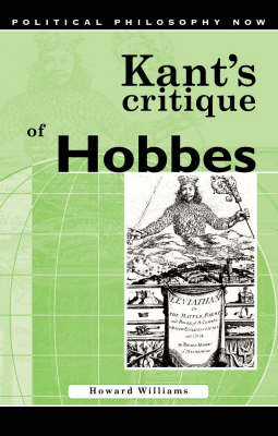 Kant's Critique of Hobbes: Sovereignty and Cosmopolitanism