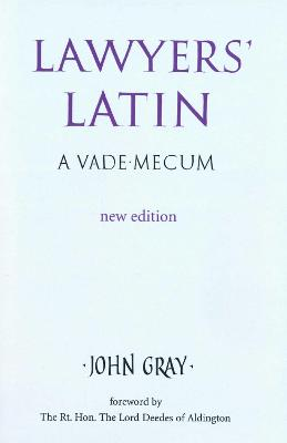 Lawyer's Latin