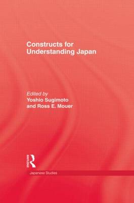 Constructs For Understanding Japan