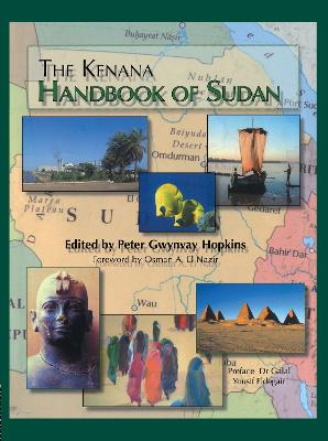 The Kenana Handbook of Sudan: A Reference Resource and Travel Guide