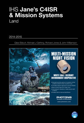 Jane's C4ISR & Mission Systems: Land 2014-2015: 2014/2015