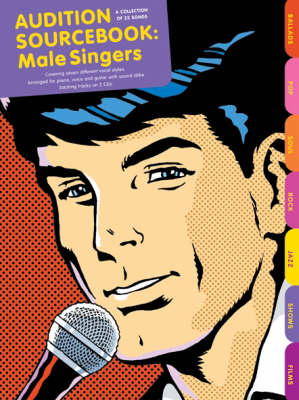 Audition Sourcebook For Male Singers