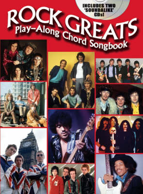 Rock Greats: Play Along Chord Songbook
