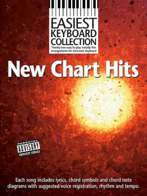 Easiest Keyboard Collection: New Chart Hits