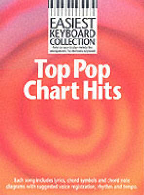 Easiest Keyboard Collection: Top Chart Hits