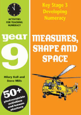 Measures, Shape and Space: Year 9: Activities for Teaching Numeracy