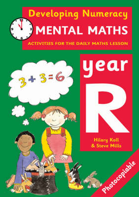 Mental Maths: Year R: Activities for the Daily Maths Lesson