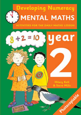 Mental Maths: Year 2: Activities for the Daily Maths Lesson