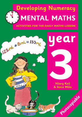Mental Maths: Year 3: Activities for the Daily Maths Lesson